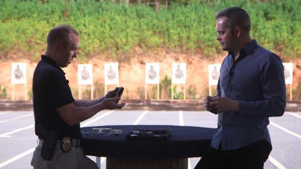 Higdon gun demo