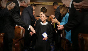 Ruth Bader Ginsburg in her own words