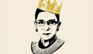 """How Ruth Bader Ginsburg became a """"notorious"""" cultural icon"""