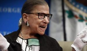 Justice Ginsburg to lie in state