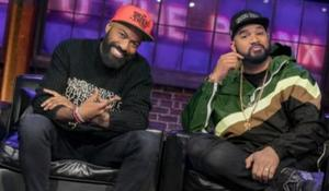 Comedians Desus and Mero dish life lessons