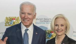 Biden campaigns in North Carolina following Cindy McCain endorsement