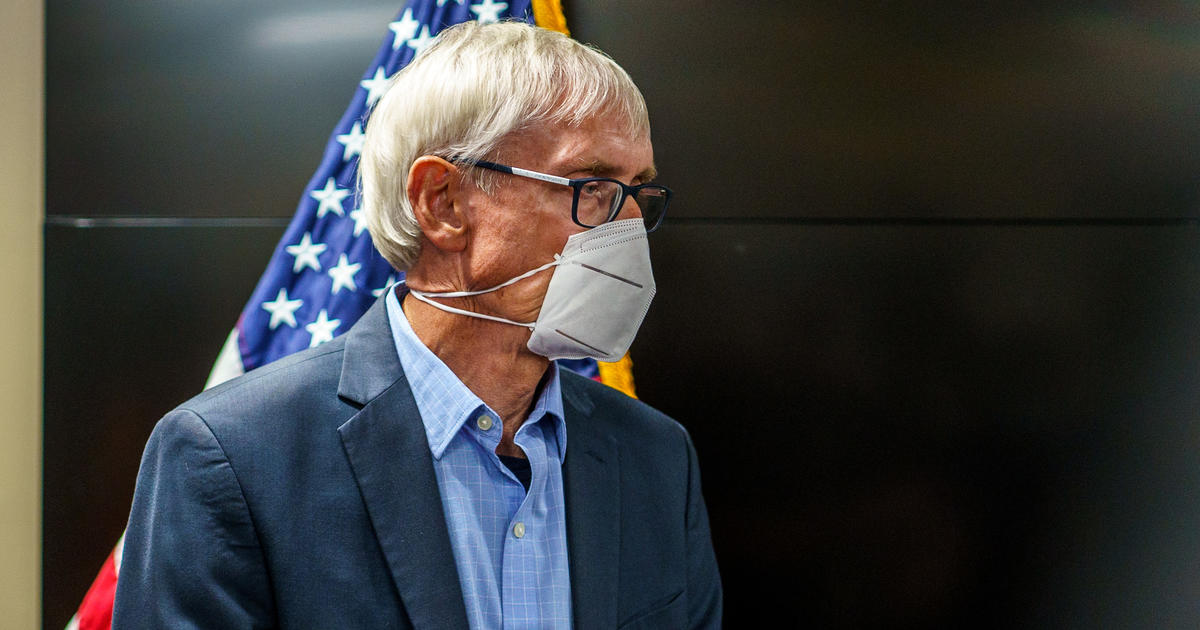 Wisconsin conservatives ask judge to block governor's mask order