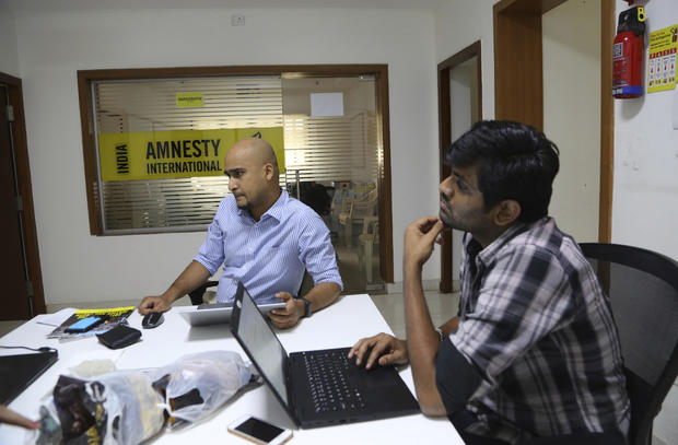 India Amnesty International