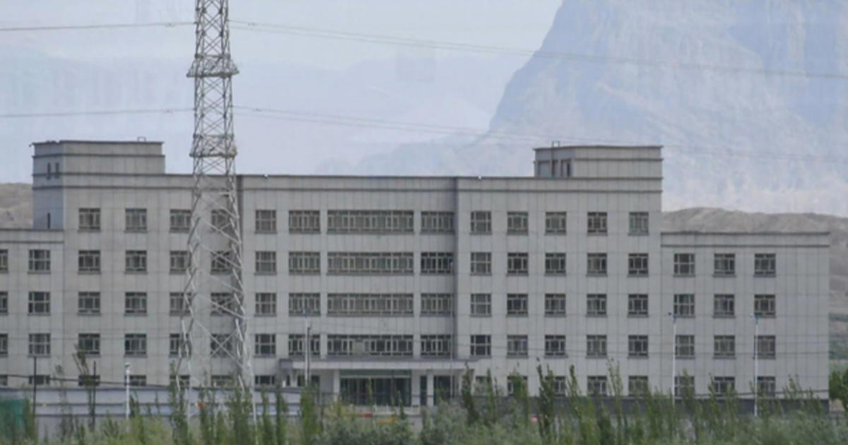 China expands detention sites in Xinjiang