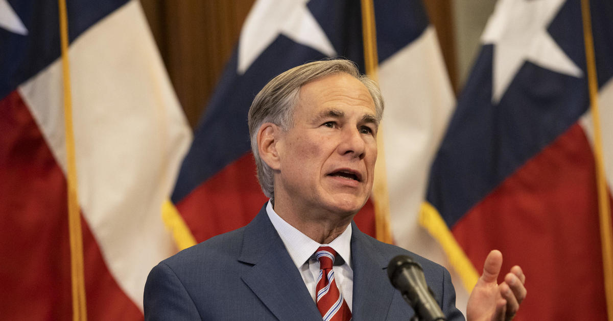 Texas governor back law to stop social media sites from banning users