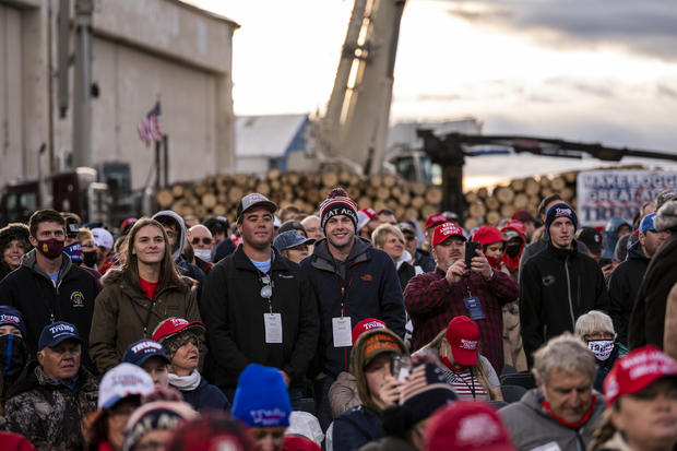 Donald Trump Holds Campaign Event In Duluth, MN