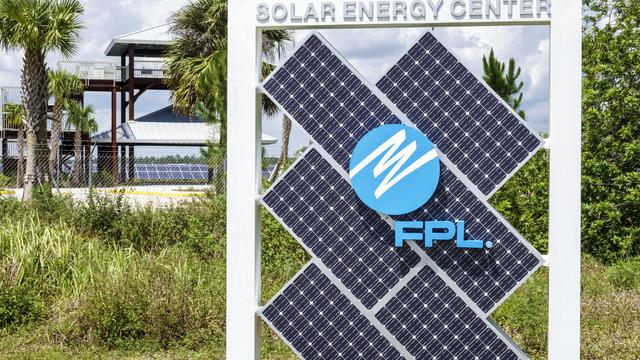 Florida, Babcock Ranch, FPL Solar Energy Center