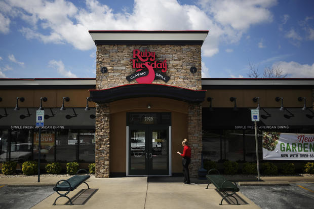 A Ruby Tuesday Inc. Restaurant Ahead Of Earnings Figures