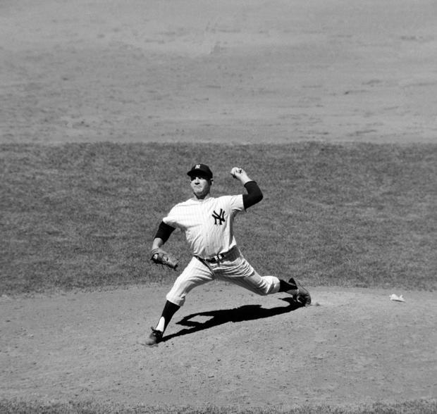 Yankees Ford 1963