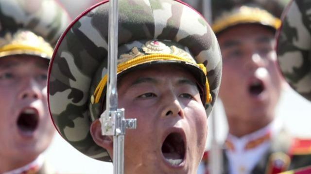 Kim Jong Un ordered executions amid frantic efforts to control coronavirus, South  Korea lawmaker says - CBS News