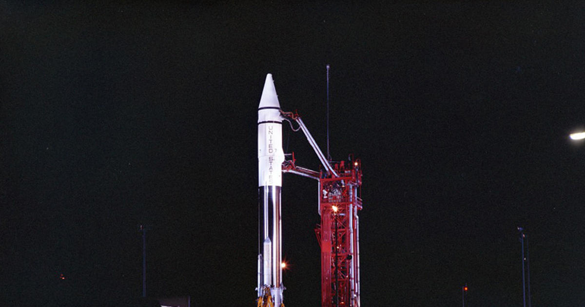 """Asteroid"" entering Earth's orbit may actually be a 1966 NASA rocket"