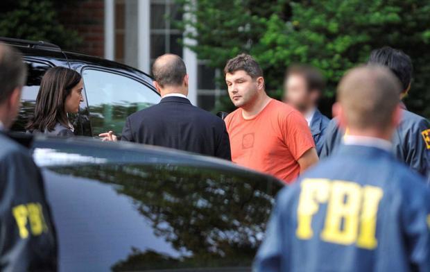 FBI Richard Murphy arrest