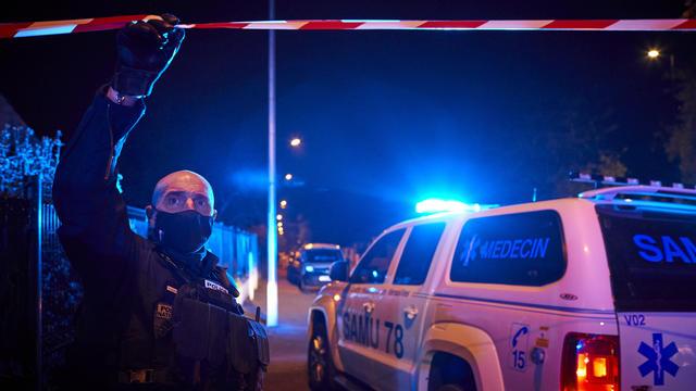 Terror Alert As Teacher Beheaded In Paris Suburb