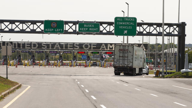 Canada, U.S. To Extend Covid-19 Border Restrictions
