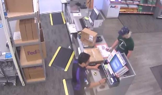 Austin FedEx surveillance