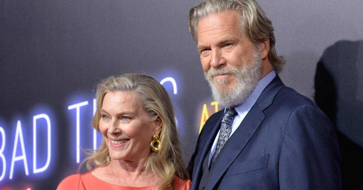 Jeff Bridges says he's been diagnosed with lymphoma - CBS News