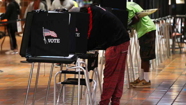 Florida Sees Record Numbers Voting Early For Presidential Election