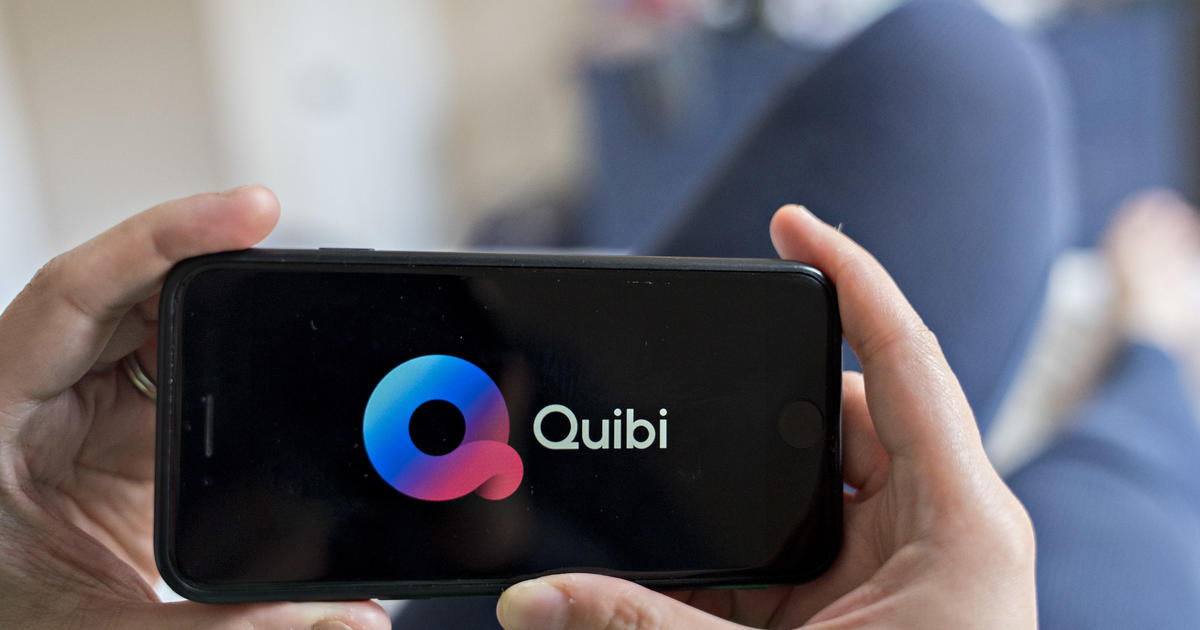 Quibi is shutting down six months after the $2 billion video service's debut – CBS News