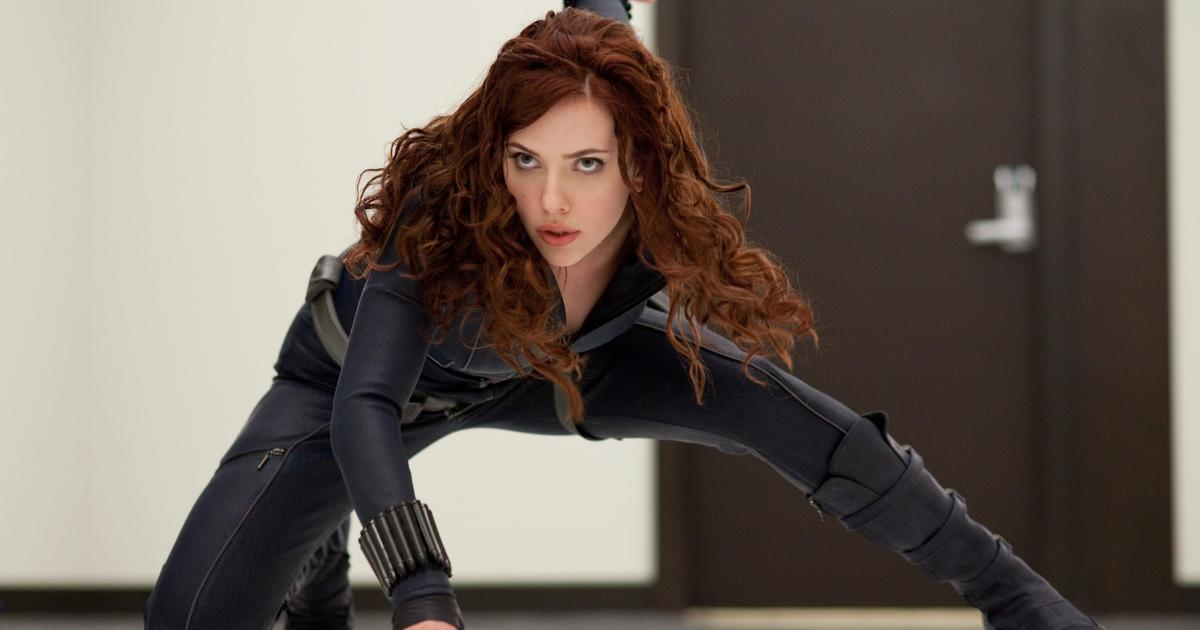 Scarlett Johansson sues Disney over