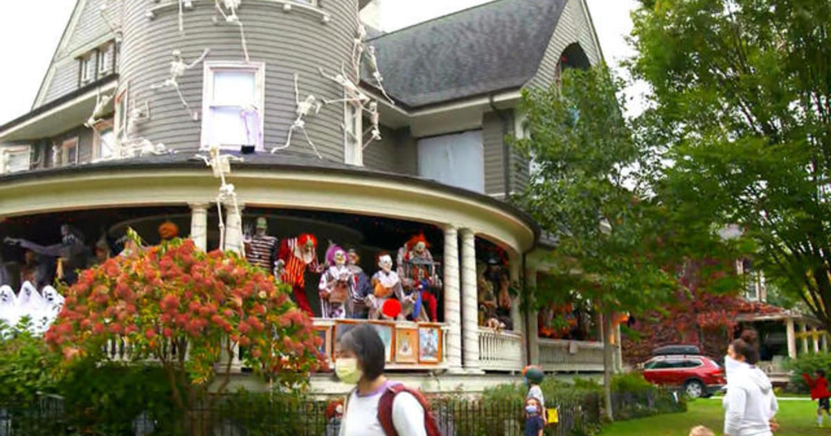 Trick-or-treating in the age of COVID