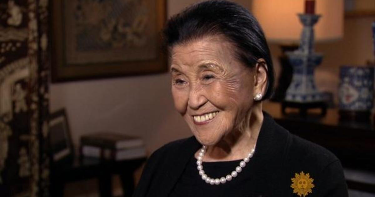 Cecilia Chiang, the mother of Chinese food in America