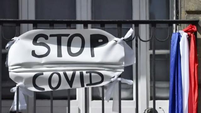 Boris Johnson Puts U K On Coronavirus Lockdown As Cases Top 1 Million Cbs News