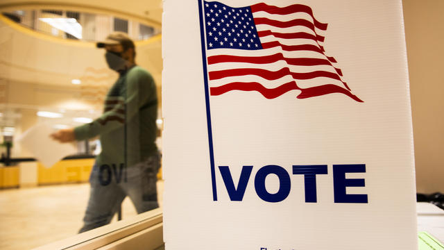 Early Voting Begins In Minnesota