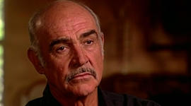 From the 60 Minutes archive: Sean Connery