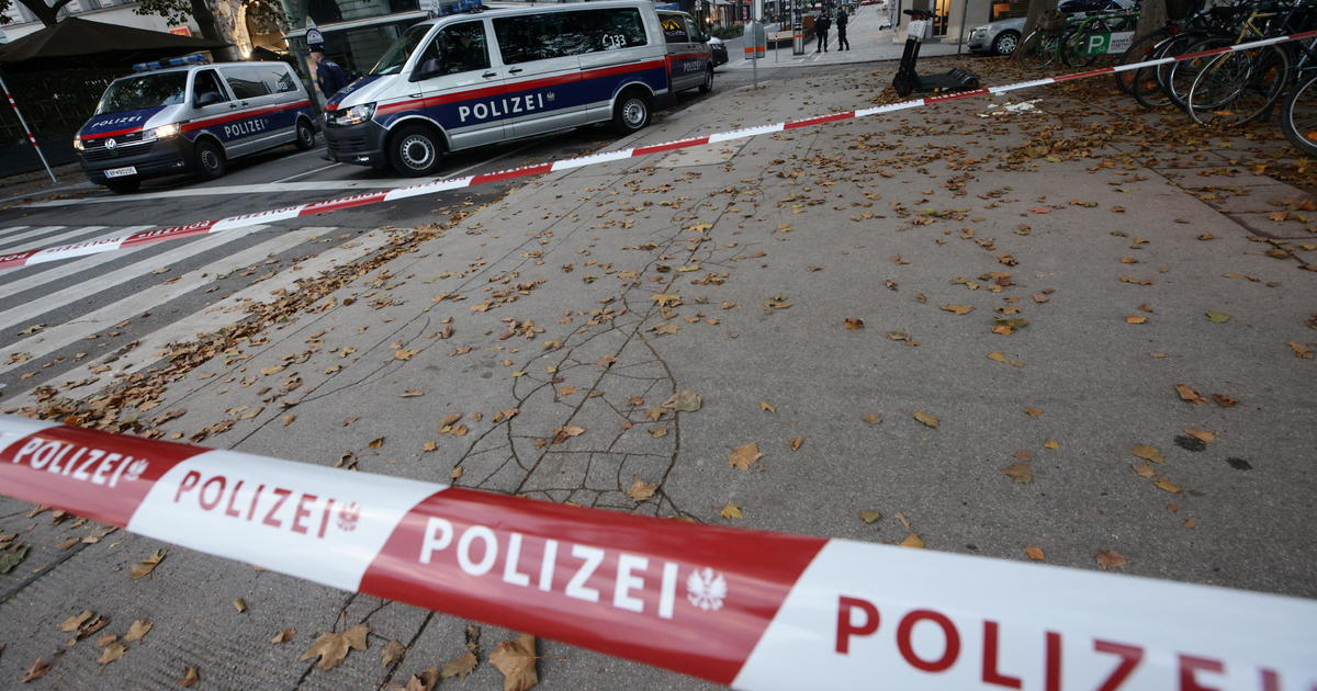 Massive Manhunt In Austria After Terror Attack In Central