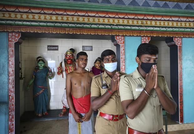Election 2020 Harris India