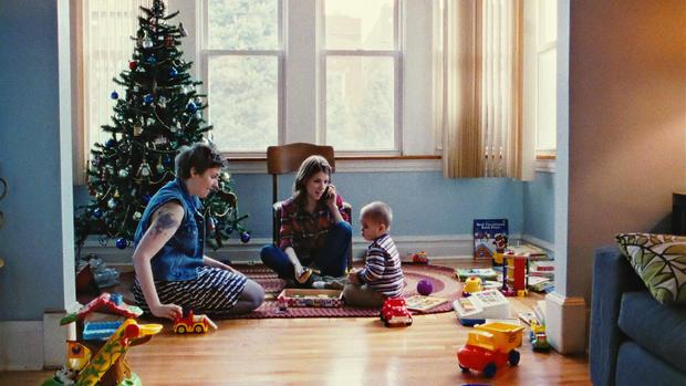 """(TIE) 27. """"Happy Christmas"""" (76%)"""