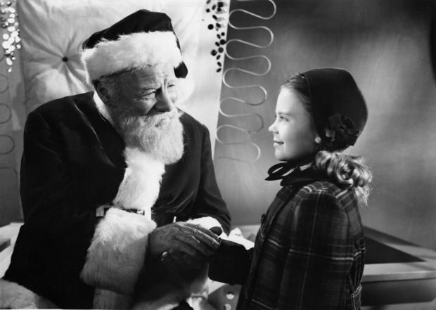 """6. """"Miracle on 34th Street"""" (96%)"""
