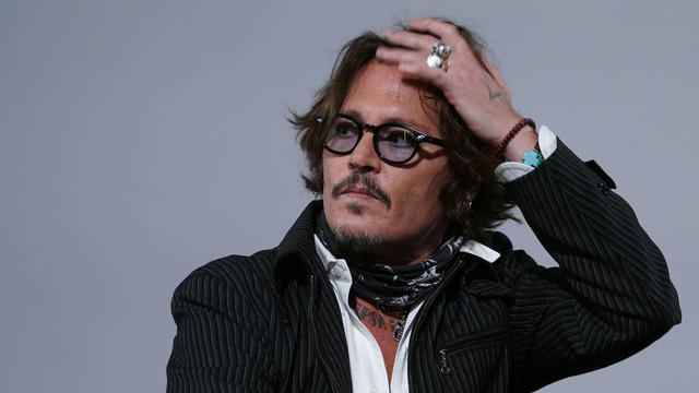 ZFF Masters: Johnny Depp - 16th Zurich Film Festival