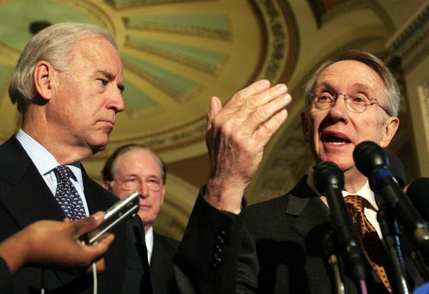 Senate Democrats React To Iraq Study Group Report