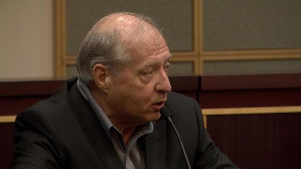 Jim Martin sentencing