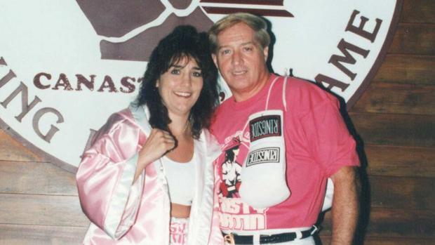 Christy and Jim Martin