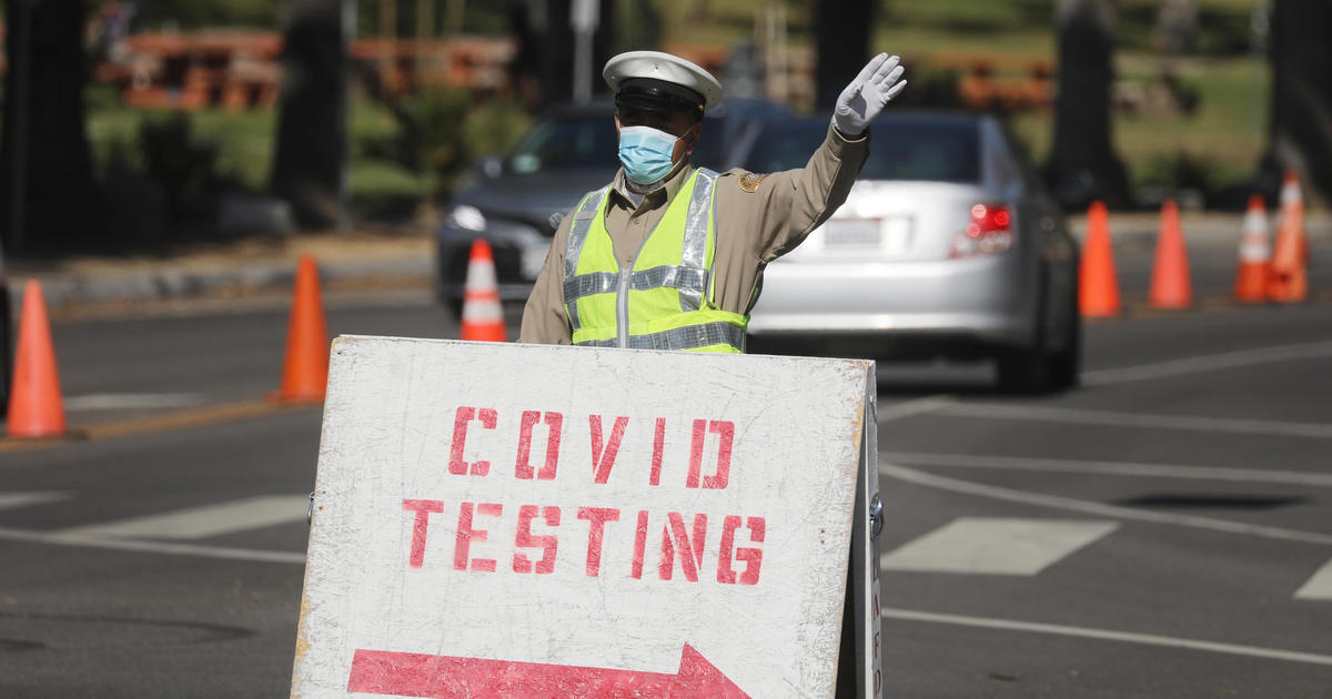 Some states impose new restrictions as U.S. tops 11 million COVID-19 cases – CBS News