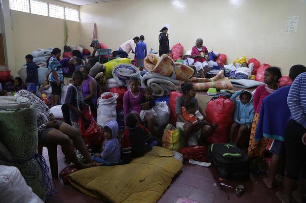 Nicaragua Prepares To Receive Hurricane Iota