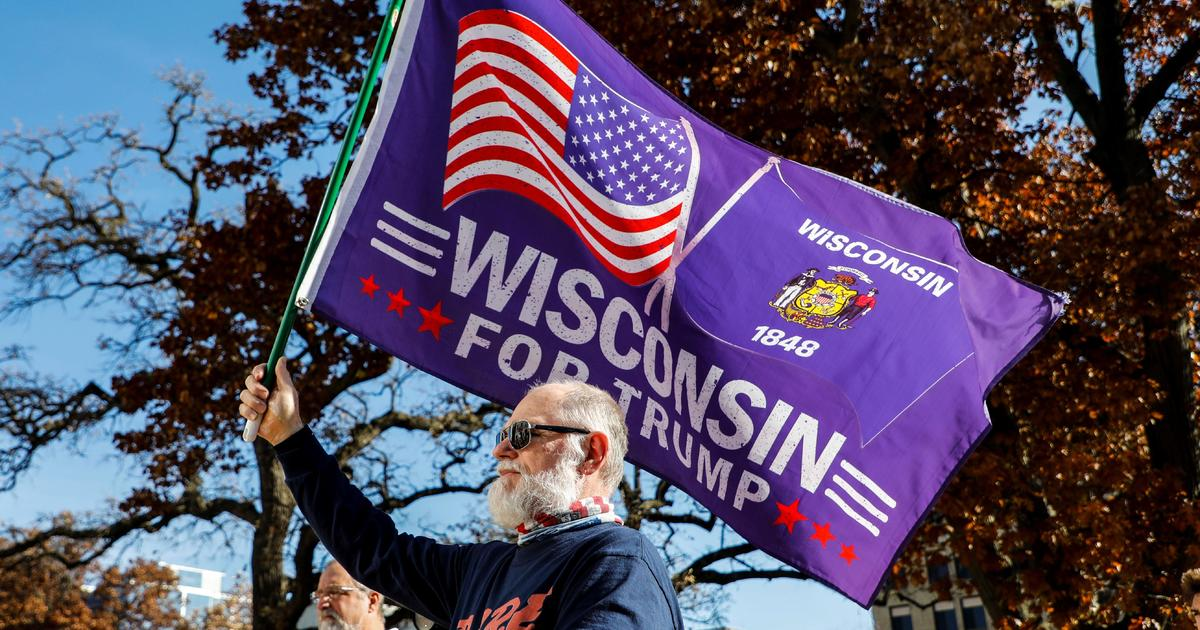 Wisconsin Supreme Court denies Trump campaign's attempt to bypass lower court in election challenge