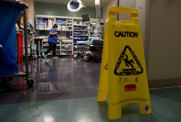 Bay Area Hospital Workers On The Frontlines Of COVID-19 Pandemic