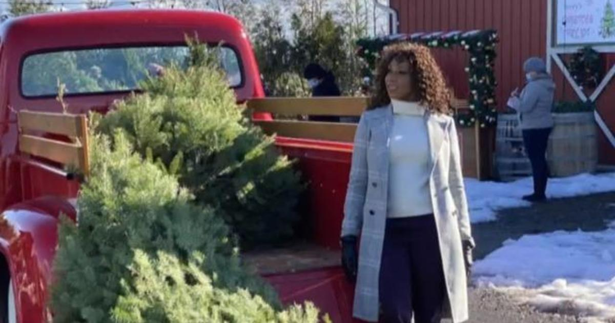 Hallmark Channel releases its first Christmas movie with ...