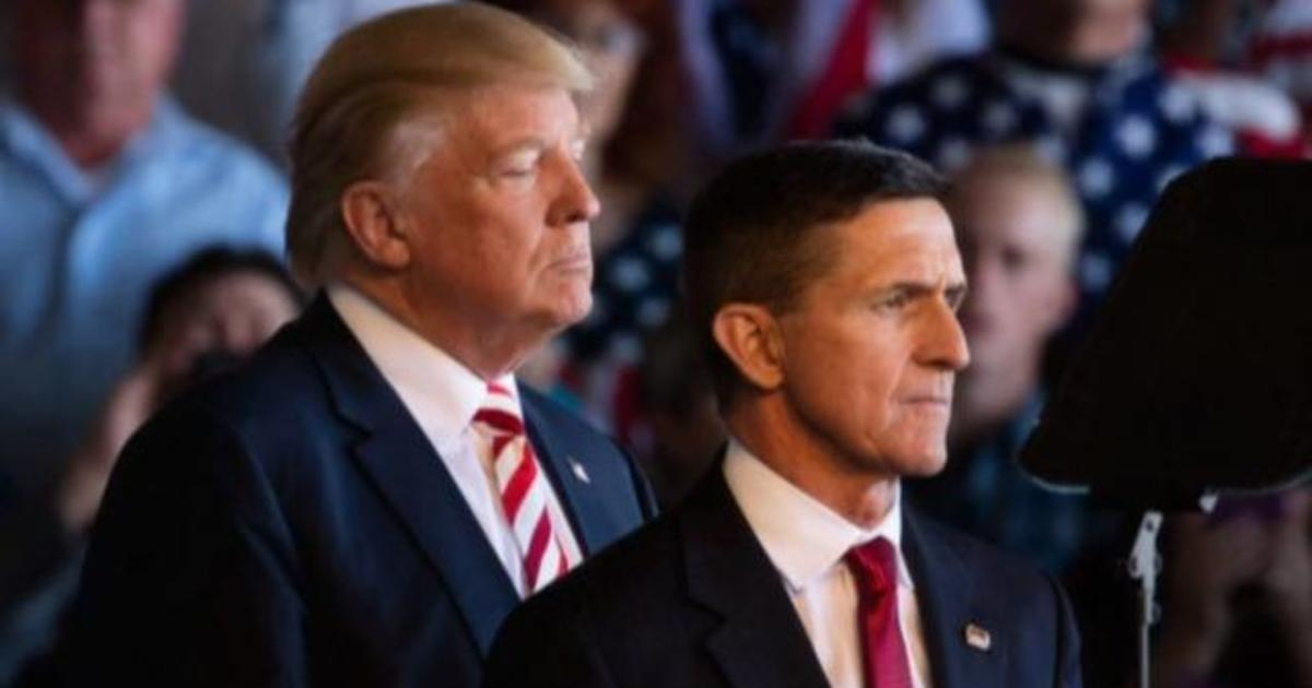 Top Democrats accuse Trump of abuse of power for pardoning Michael Flynn