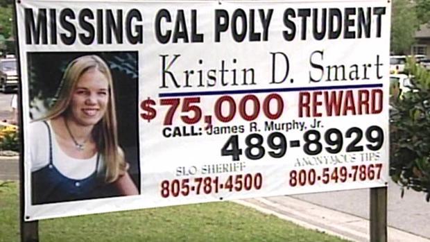 Kristin Smart missing billboard