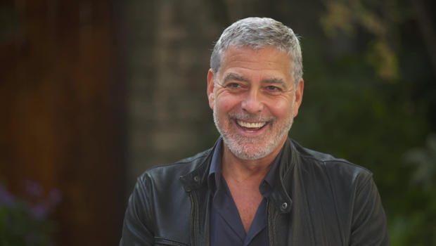 George  Interview on CBS Sunday Morning today George-clooney-interview-620