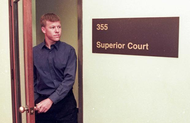Paul Flores grand jury 1996