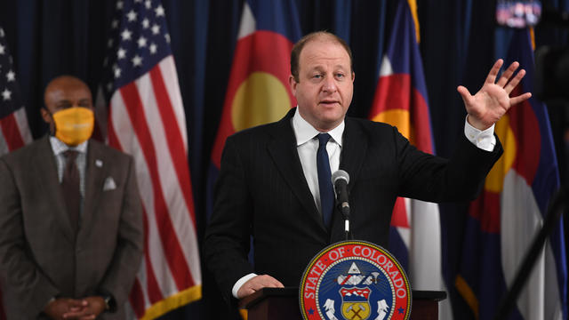Jared Polis, Colorado Governor,