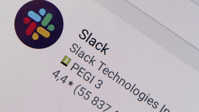Slack : Illustration