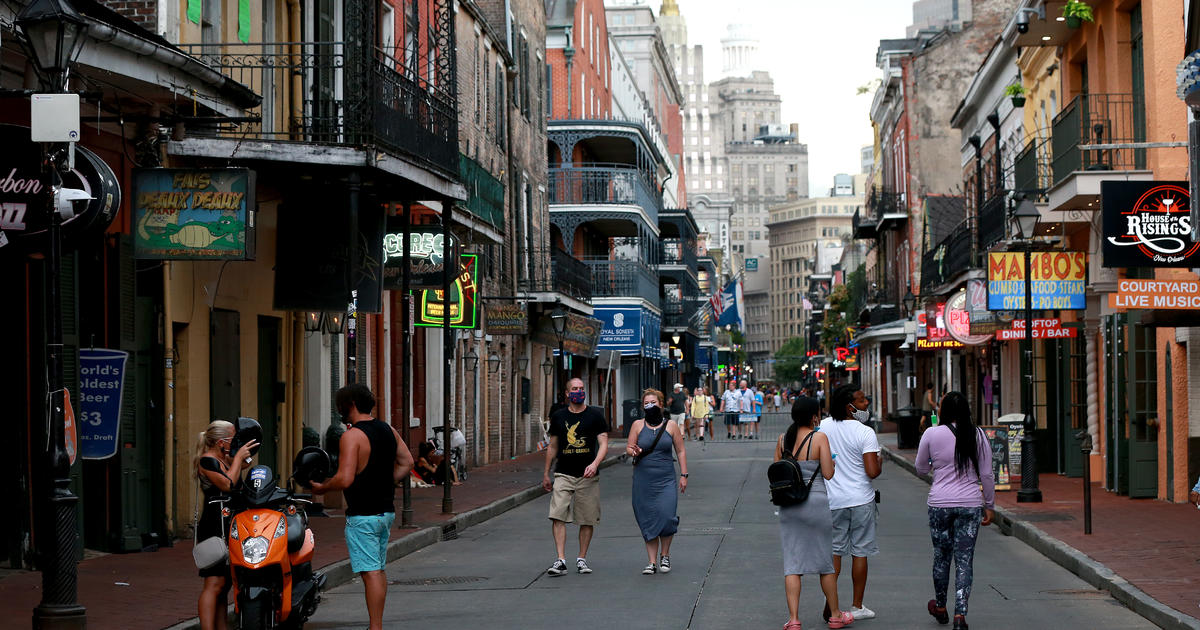 New Orleans `superspreader` swingers convention leads to at...