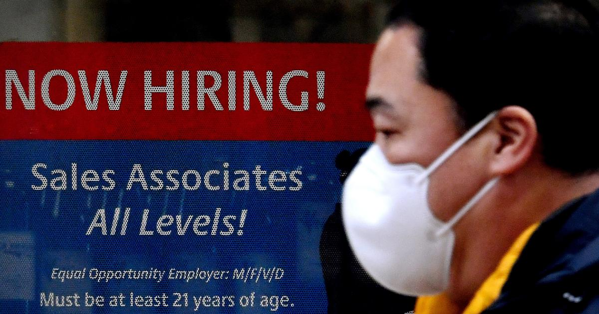 Hiring surged in February as labor market gathers strength
